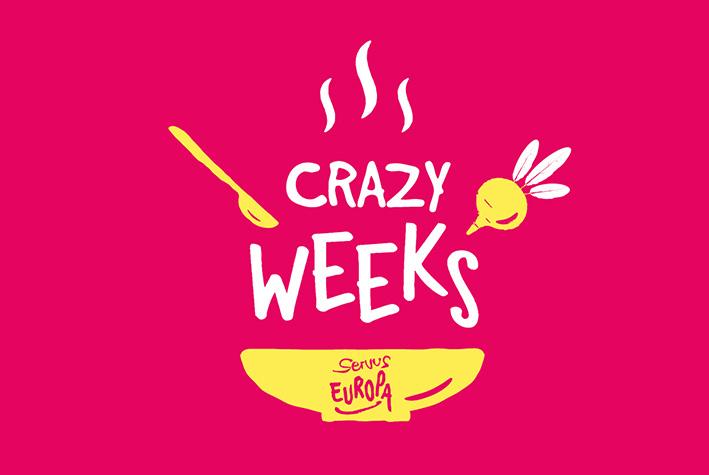 SERVUS EUROPA – Crazy Weeks